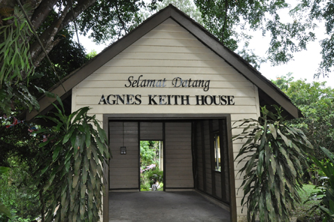 You are browsing images from the article: Agnes Keith House