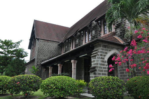 You are browsing images from the article: St. Michael's and All Angels Church, Sandakan